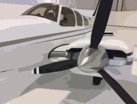 Beechcraft Baron No Image