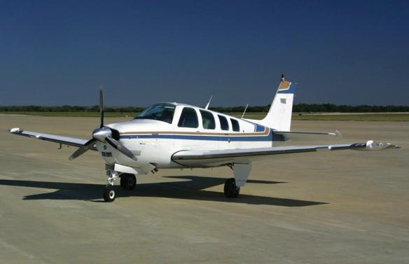 Beechcraft A36 NoN RGB