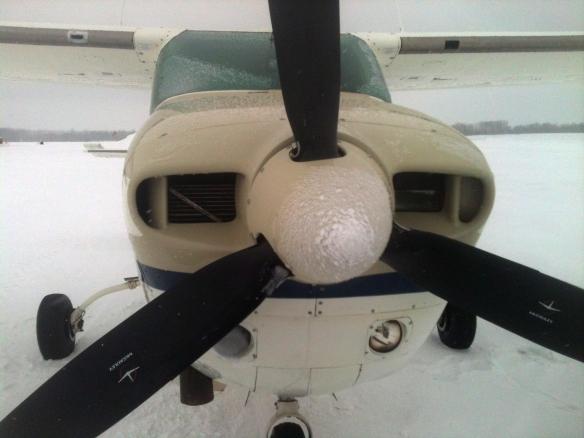 Keith M - Cessna T210L Propeller
