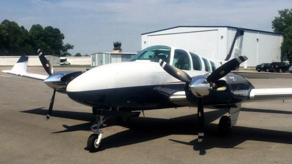 Michael S Beechcraft B58 Baron