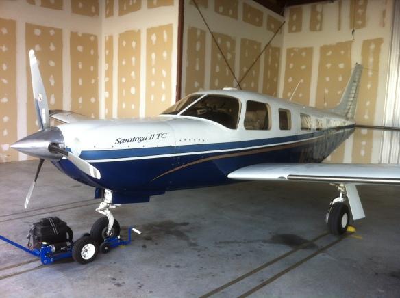 Jim Jennis - Piper PA-32 Saratoga II TC.JPG
