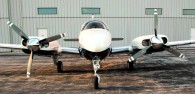 Jim N Beechcraft B55 Baron TKS Ice Protection System