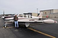 Keith Hale - Beechcraft G36 Bonanza 002 E