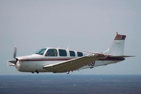 Ralph Rissmiller - Beechcraft A36 Bonanza NH 01