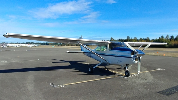 Reilly Glore - Cessna 182 E