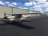 Scott Ivany - Cessna T210M FIKI