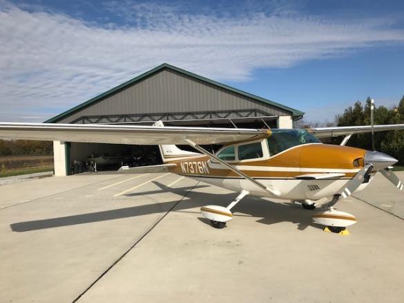 Bob N - Cessna 182 TKS 06
