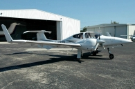 Jon W Diamond DA42 Full