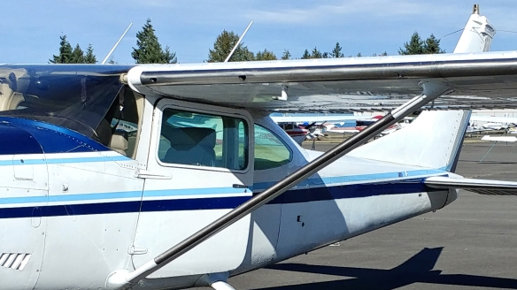 Reilly Glore - Cessna 182 NH E