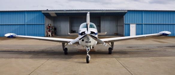 Bob DF Beechcraft A36 Bonanza NH