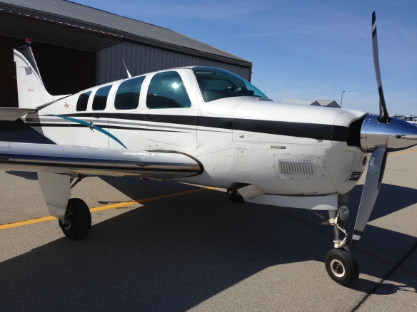 David L - Beechcraft A36 Bonanza FIKI NoN