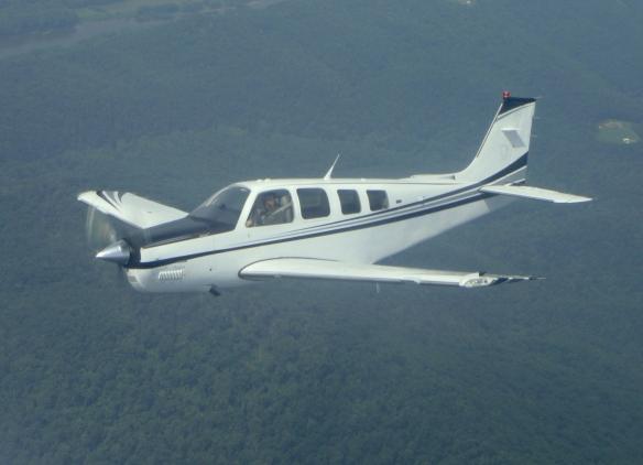 Ken L Beechcraft G36 Bonanza FIKI NoN