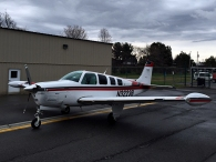 Michael Murray - Beechcraft A36 Bonanza E