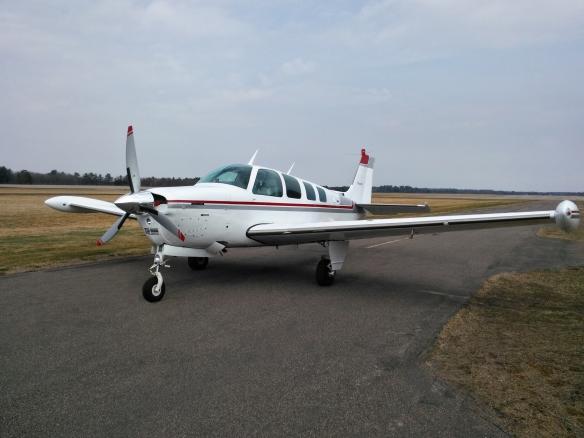 Paul J Beechcraft Bonanza A36 NoN