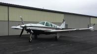 Aaron Marshall - Beechcraft B36TC Bonanza